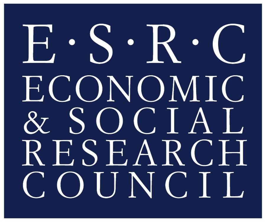 Image Sponsor Logo ESRC